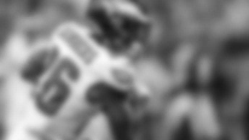 Eagles vs. Vikings: Best of Offense
