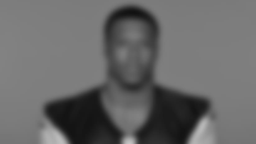 This is a 2018 photo of Dorren Miller of the Jacksonville Jaguars NFL football team. This image reflects the Jacksonville Jaguars active roster as of Wednesday, May 23, 2018 when this image was taken. (AP Photo)