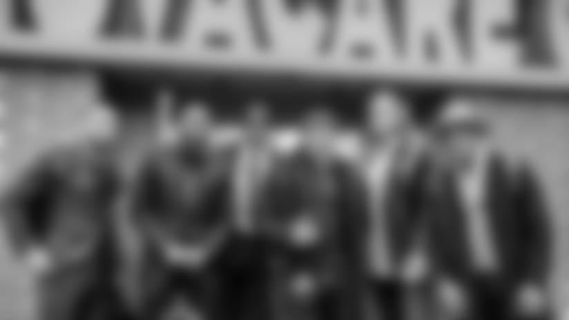 LB Najee Goode, WR Torrey Smith, WR Alshon Jeffery, LB Mychal Kendricks, DE Bryan Braman, and S Rodney McLeod
