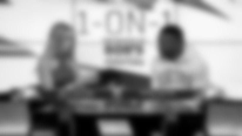 One-on-One: Rodney McLeod | September 14, 2019