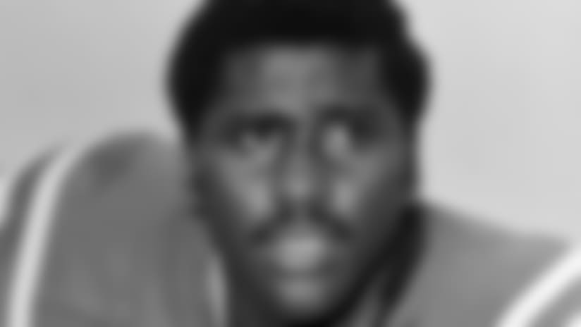 Philadelphia Eagles defensive back Al Nelson in a 1973 team headshot. (AP Photo/NFL Photos)