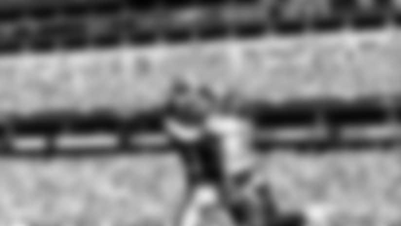 WR Alshon Jeffery catches a TD  Philadelphia Eagles vs. Tennessee Titans at Nissan Stadium on September 30, 2018