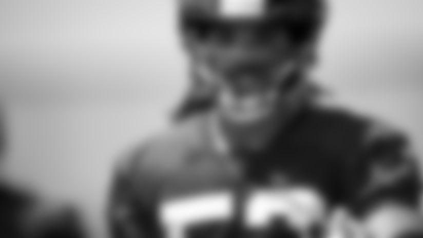 Falcons bring Austin Larkin back to practice squad