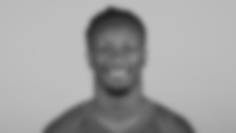 This is a 2017 photo of Jamal Carter of the Denver Broncos NFL football team. This image reflects the  active roster as of Tuesday, June 13, 2017 when this image was taken. (AP Photo)