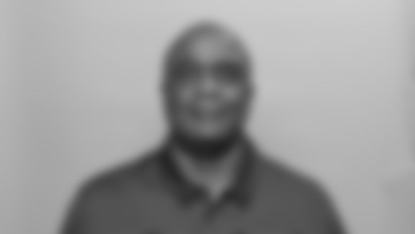 This is a 2018 photo of Gary Emanuel of the New York Giants NFL football team. This image reflects the New York Giants active roster as of Saturday, April 14, 2018 when this image was taken. (AP Photo)