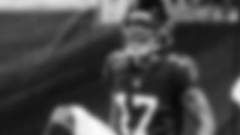 Watch: Marvin Hall touchdown celebration