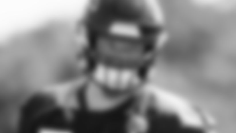 Falcons rookie Kaleb McGary tweets positive news