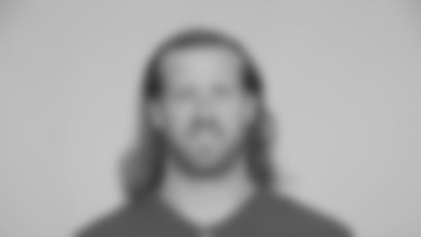 This is a photo of Hayden Hurst of the Baltimore Ravens NFL football team. This image reflects the Baltimore Ravens active roster as of Friday, June 28, 2019. (AP Photo)