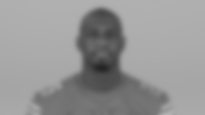 This is a 2020 photo of Duron Harmon of the Detroit Lions NFL football team. This image reflects the Detroit Lions active roster as of Saturday, Aug. 1, 2020 when this image was taken. (AP Photo)