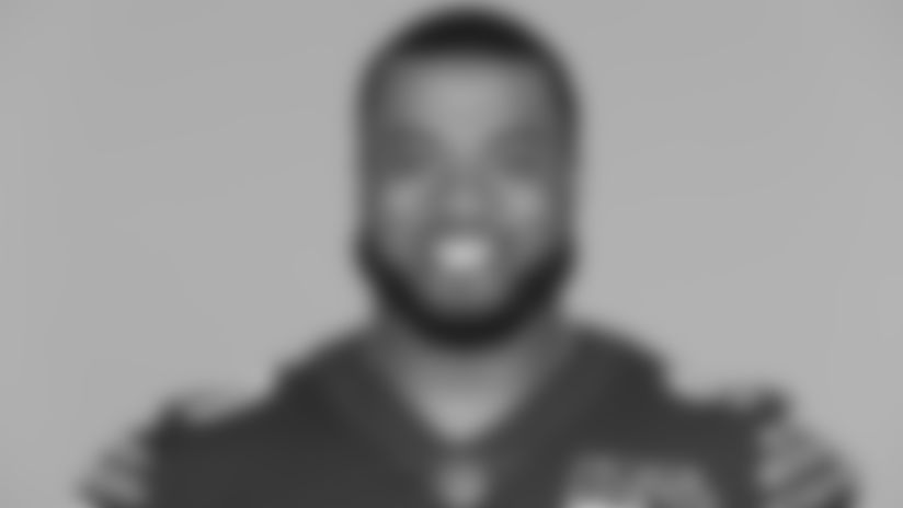 This is a 2019 photo of Jonathan Bullard of the Chicago Bears NFL football team. This image reflects the Chicago Bears active roster as of Monday, June 10, 2019 when this image was taken. (AP Photo)
