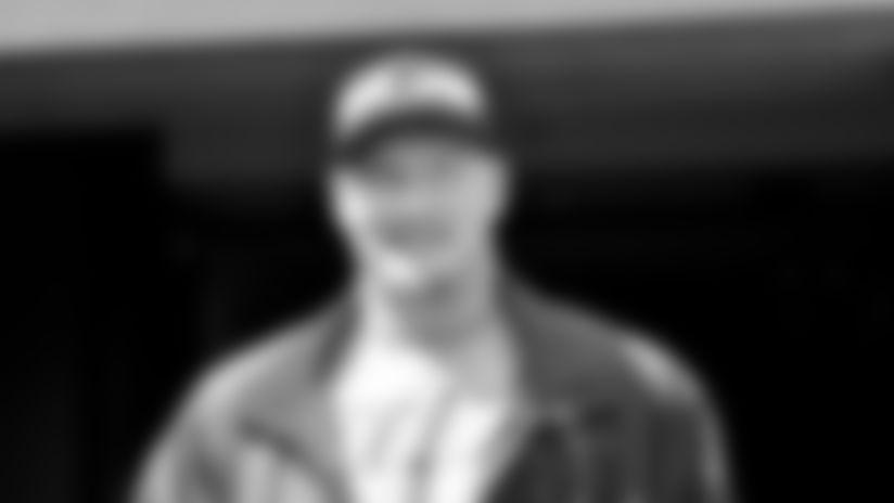 2019 NFL Draft - Atlanta Falcons Kaleb McGary-3
