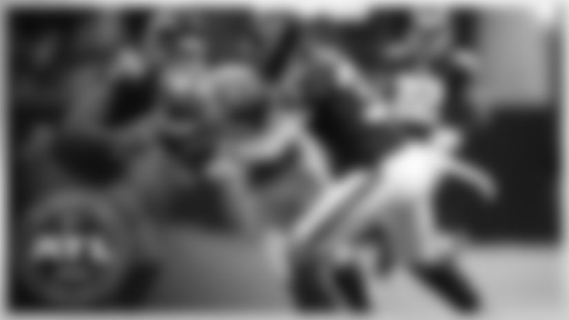 Defense | Falcons All-Decade Team