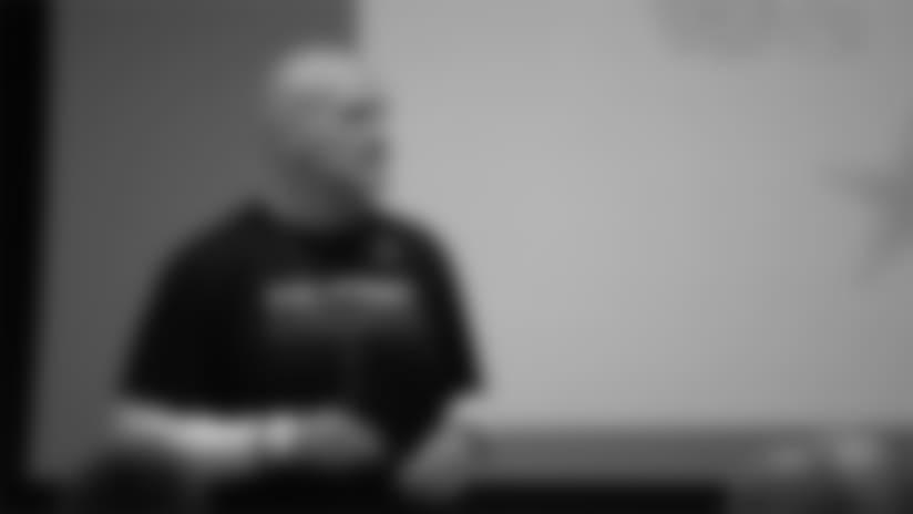 Dan Quinn's address to the team following roster cuts