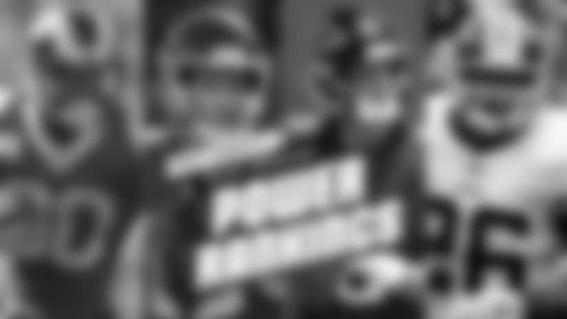 Matt Tabeek's Wildly Important NFL Power Rankings: Top five remain same; Falcons eye rising Redskins
