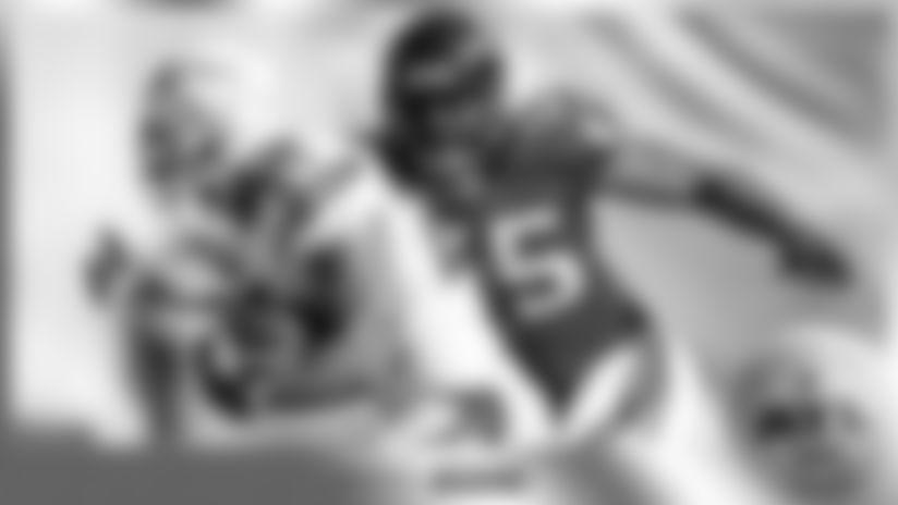 Defensive Line | Atlanta Falcons All-Decade Team