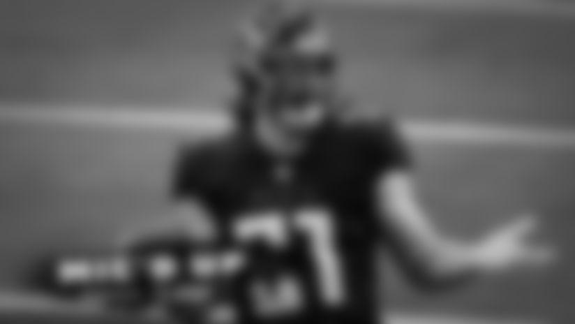 Hayden Hurst Mic'd Up | Week 2 vs. Dallas Cowboys