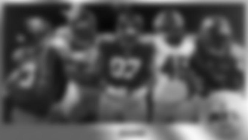 Falcons all-decade team: Defense, special teams players