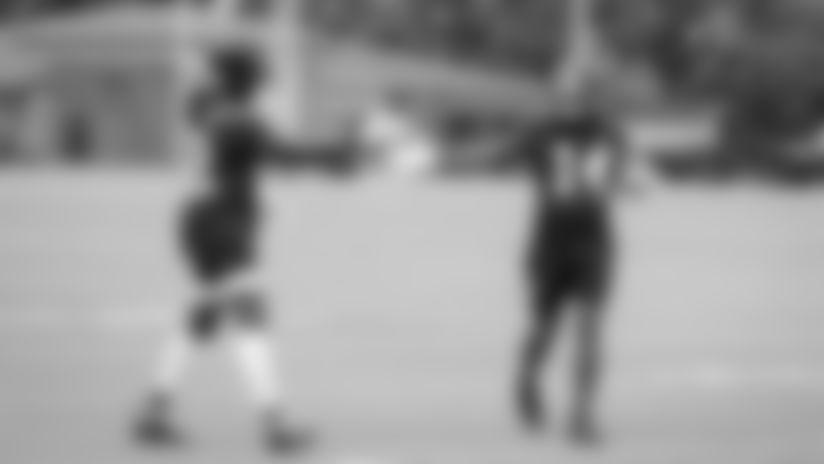 WR Mohamed Sanu, WR Justin Hardy