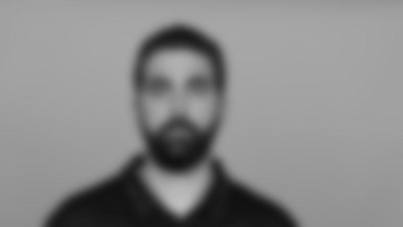 Headshot image of Atlanta Falcons Diversity Coaching Intern Mario Jeberaeel