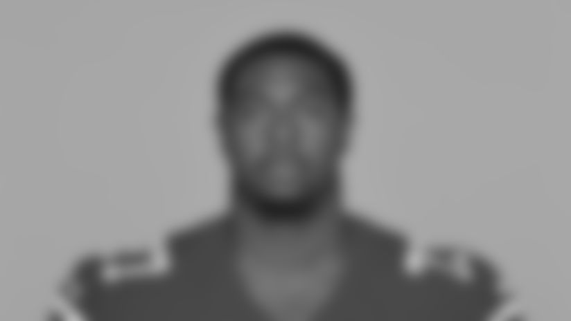 This is a 2020 photo of William Sweet of the San Francisco 49ers NFL football team. This image reflects the San Francisco 49ers active roster as of Wednesday, Aug. 12, 2020 when this image was taken. (AP Photo)
