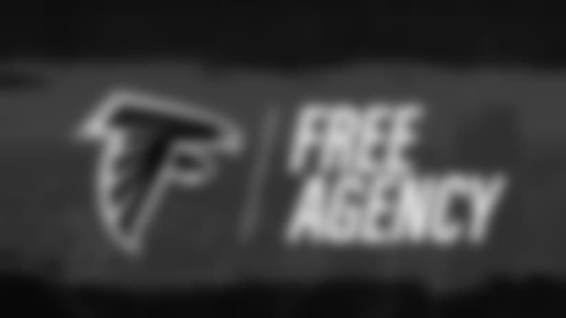2017 Falcons Free Agency Tracker