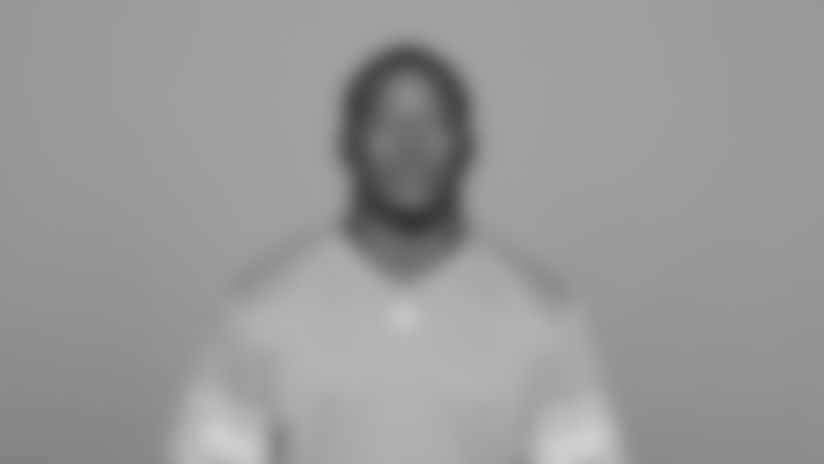 This is a 2019 photo of Brandon Powell of the Detroit Lions NFL football team. This image reflects the Detroit Lions active roster as of Monday, June 3, 2019 when this image was taken. (AP Photo)