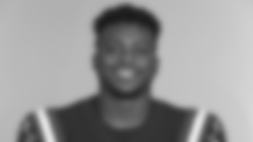 This is a 2020 photo of Brandon Copeland of the New England Patriots NFL football team. This image reflects the New England Patriots active roster as of Saturday, Aug. 1, 2020 when this image was taken. (AP Photo)
