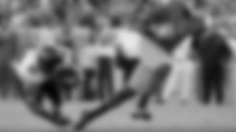 2016 Falcons Rookie Club Spotlight: Devin Fuller