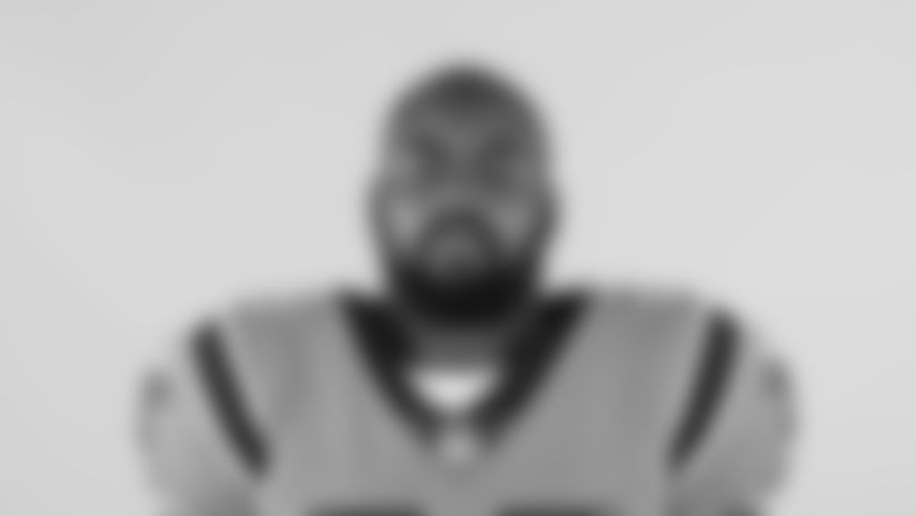 This is a 2020 photo of Mike Davis of the Carolina Panthers NFL football team. This image reflects the Carolina Panthers active roster as of Sunday, Aug. 2, 2020 when this image was taken. (AP Photo)