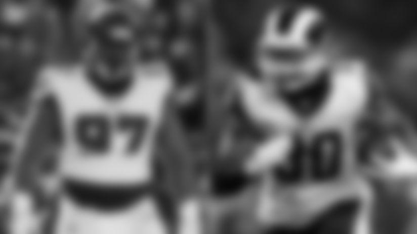 Early Bird Report: Grady Jarrett, Todd Gurley make NFL's Top 100 Players of 2020 list