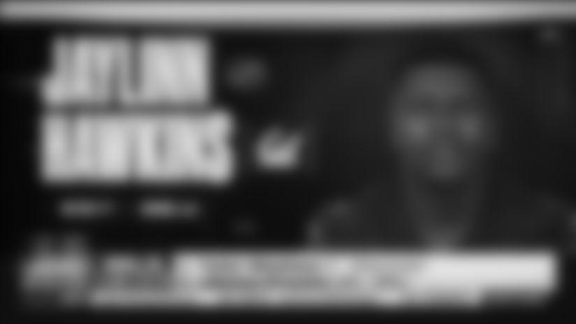 Atlanta Falcons select California safety Jaylinn Hawkins with No. 134 pick in 2020 draft