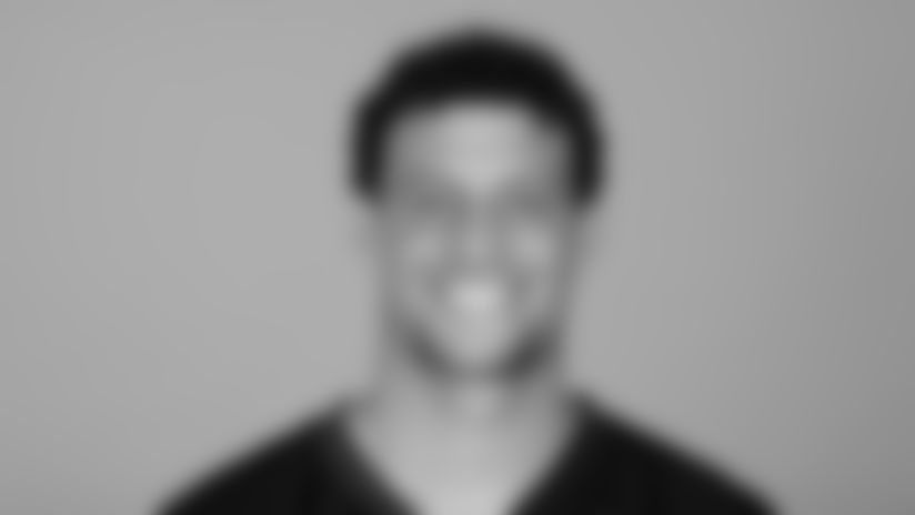 This is a 2021 photo of Feleipe Franks of the Atlanta Falcons NFL football team.  This image reflects the Atlanta Falcons active roster as of May 12, 2021 when this image was taken.  (AP Photo)
