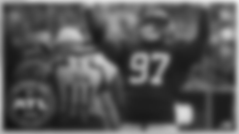 Grady Jarrett | Falcons All-Decade Team