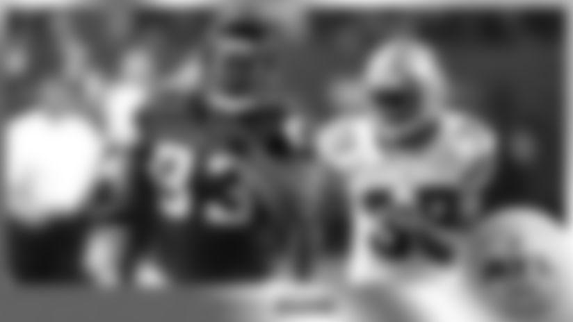 Running Backs | Atlanta Falcons All-Decade Team