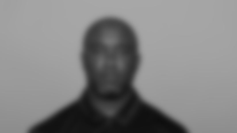 Headshot image of Atlanta Falcons Strength and Conditioning Coach Dr. Thomas Stallworth
