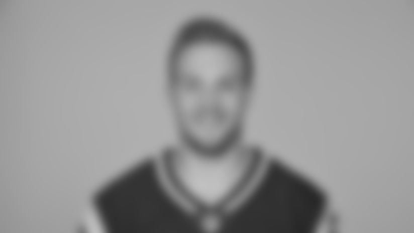 This is a 2019 photo of Ryan Allen of the New England Patriots NFL football team. This image reflects the New England Patriots active roster as of Monday, June 3, 2019 when this image was taken. (AP Photo)