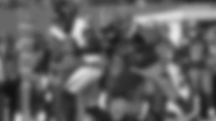 Watch: Julio Jones scores Falcons touchdown