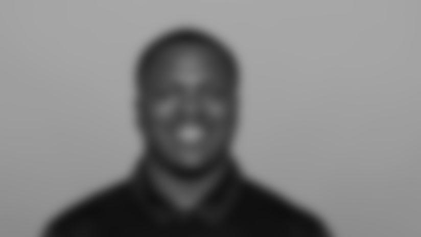 Headshot image of Atlanta Falcons Defensive Assistant Lanier Goethie