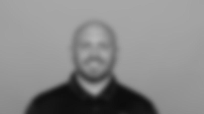 Headshot image of Atlanta Falcons Assistant Strength and Conditioning Coach Bobby Thomas