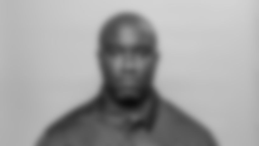 This is a 2018 photo of Thomas Stallworth of the New York Giants NFL football team. This image reflects the New York Giants active roster as of Friday, April 13, 2018 when this image was taken. (AP Photo)