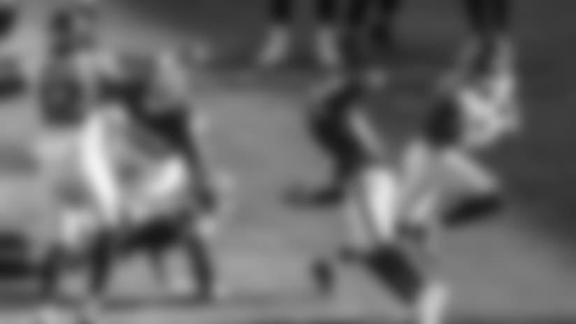 Watch: Calvin Ridley touchdown