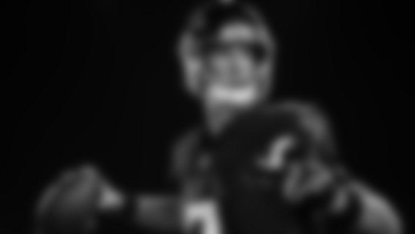 2020 Atlanta Falcons Team Captains