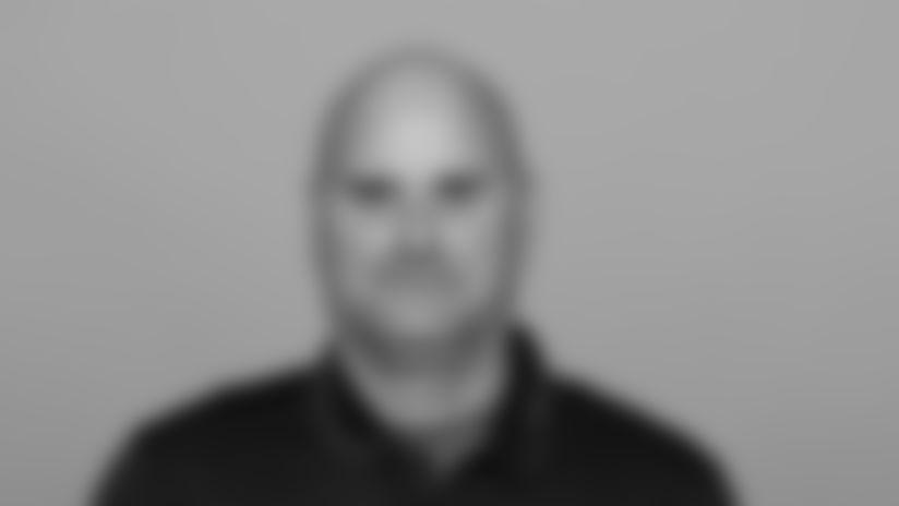 Headshot image of Atlanta Falcons Secondary Coach John Hoke