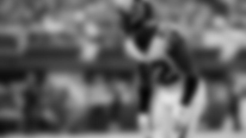 Keanu Neal: He's back
