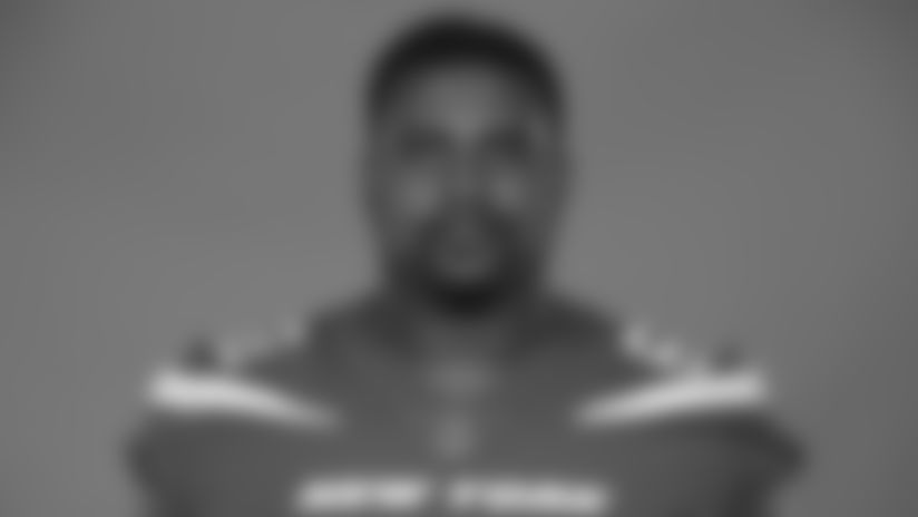 This is a 2020 photo of Josh Andrews of the New York Jets NFL football team. This image reflects the New York Jets active roster as of Thursday, Sept. 3, 2020 when this image was taken. (AP Photo)