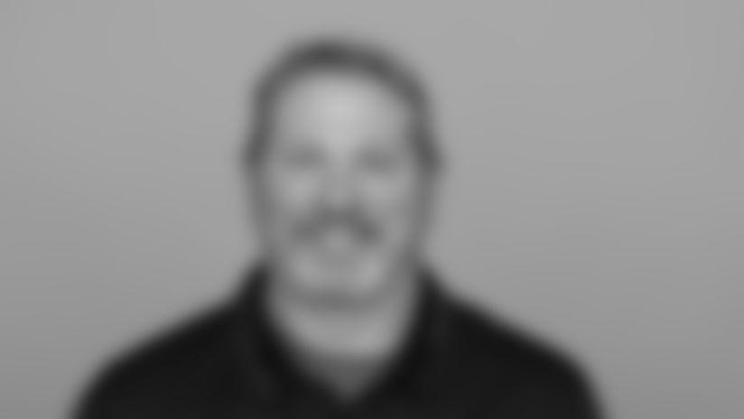 Headshot image of Atlanta Falcons Outside Linebackers Coach Ted Monachino