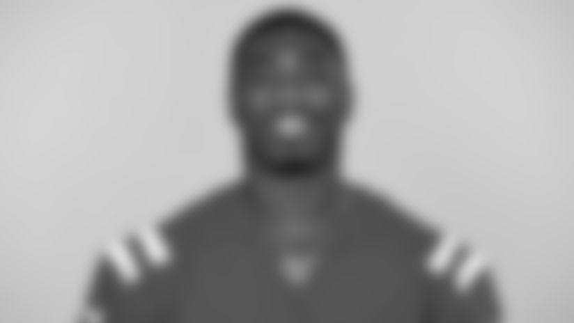 This is a 2019 photo of Ahmad Thomas of the Indianapolis Colts NFL football team. This image reflects the Indianapolis Colts active roster as of Wednesday, June 12, 2019 when this image was taken. (AP Photo)
