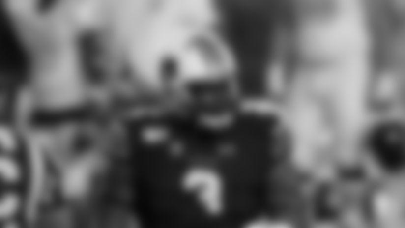 College Highlights: Falcons second round pick, Marlon Davidson