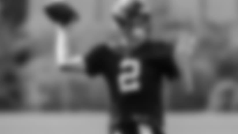 QB Matt Ryan   Atlanta Falcons / Kara Durette