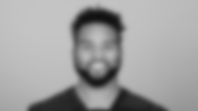 This is a 2021 photo of Avery Williams of the Atlanta Falcons NFL football team.  This image reflects the Atlanta Falcons active roster as of May 12, 2021 when this image was taken.  (AP Photo)